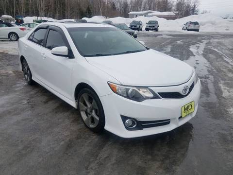 2014 Toyota Camry for sale in Presque Isle, ME