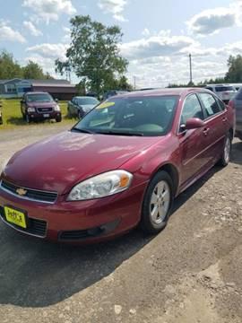 2010 Chevrolet Impala for sale in Presque Isle, ME