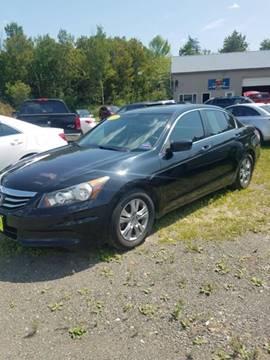 2012 Honda Accord for sale in Presque Isle, ME