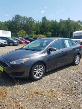 2015 Ford Focus for sale in Presque Isle, ME