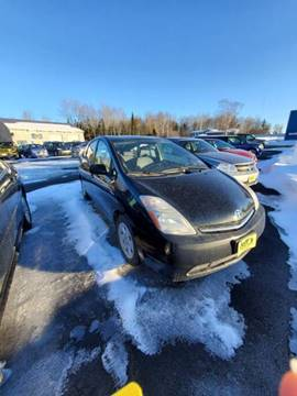 2008 Toyota Prius for sale at Jeff's Sales & Service in Presque Isle ME