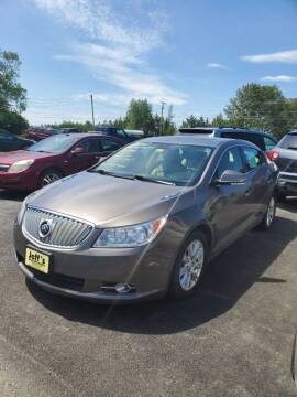 2012 Buick LaCrosse for sale at Jeff's Sales & Service in Presque Isle ME