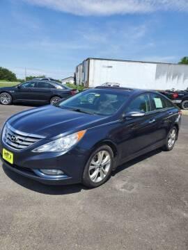 2011 Hyundai Sonata for sale at Jeff's Sales & Service in Presque Isle ME