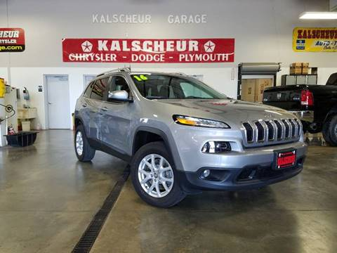2016 Jeep Cherokee for sale in Cross Plains, WI