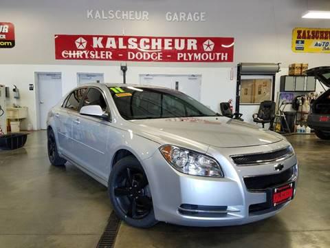 2011 Chevrolet Malibu for sale in Cross Plains, WI