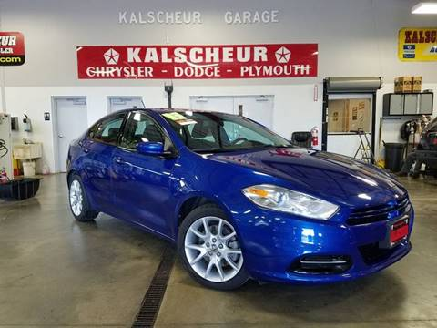 2013 Dodge Dart for sale in Cross Plains, WI