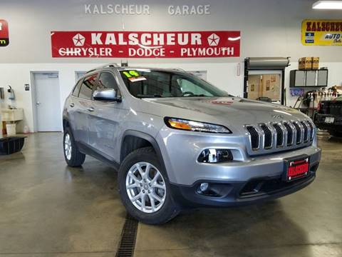 2014 Jeep Cherokee for sale in Cross Plains, WI