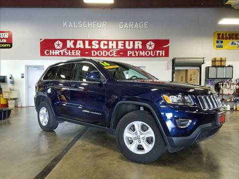 2016 Jeep Grand Cherokee for sale at Kalscheur Dodge Chrysler Ram in Cross Plains WI