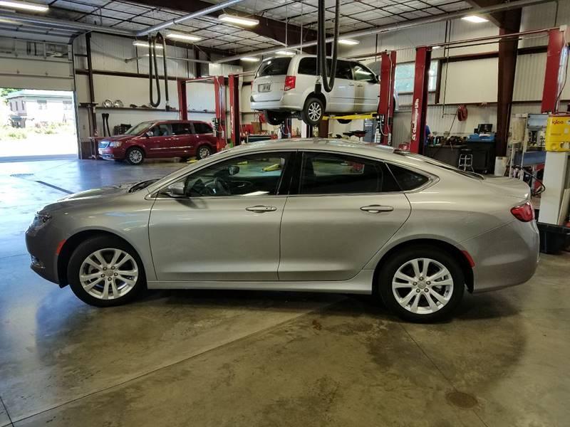 2015 Chrysler 200 for sale at Kalscheur Dodge Chrysler Ram in Cross Plains WI