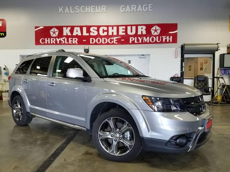 2017 Dodge Journey for sale at Kalscheur Dodge Chrysler Ram in Cross Plains WI