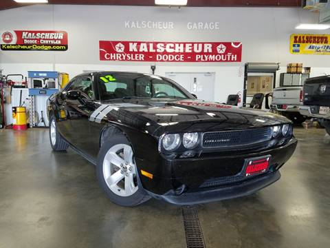 2012 Dodge Challenger for sale in Cross Plains, WI
