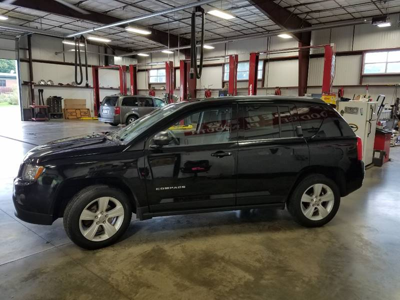 2012 Jeep Compass for sale at Kalscheur Dodge Chrysler Ram in Cross Plains WI