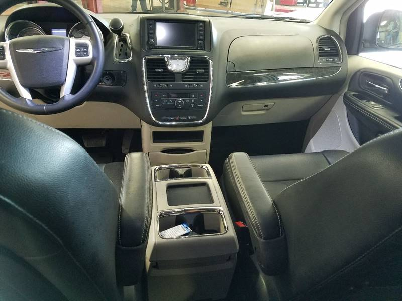 2016 Chrysler Town and Country for sale at Kalscheur Dodge Chrysler Ram in Cross Plains WI