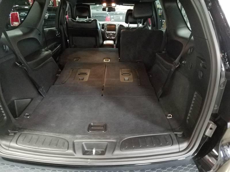 2016 Dodge Durango for sale at Kalscheur Dodge Chrysler Ram in Cross Plains WI