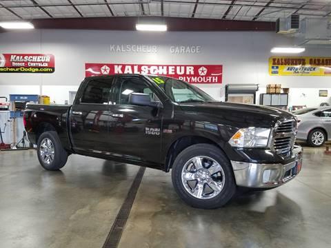 2015 RAM Ram Pickup 1500 for sale at Kalscheur Dodge Chrysler Ram in Cross Plains WI