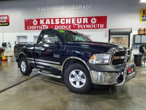 2013 RAM Ram Pickup 1500 for sale at Kalscheur Dodge Chrysler Ram in Cross Plains WI