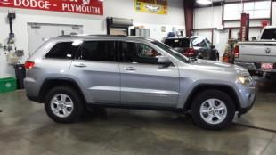 2015 Jeep Grand Cherokee for sale at Kalscheur Dodge Chrysler Ram in Cross Plains WI