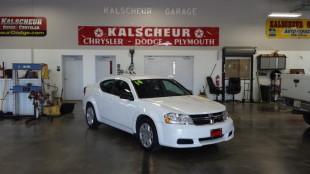 2014 Dodge Avenger for sale at Kalscheur Dodge Chrysler Ram in Cross Plains WI