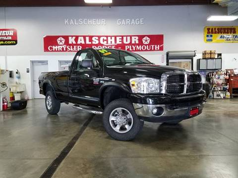 2009 Dodge Ram Pickup 2500 for sale in Cross Plains, WI