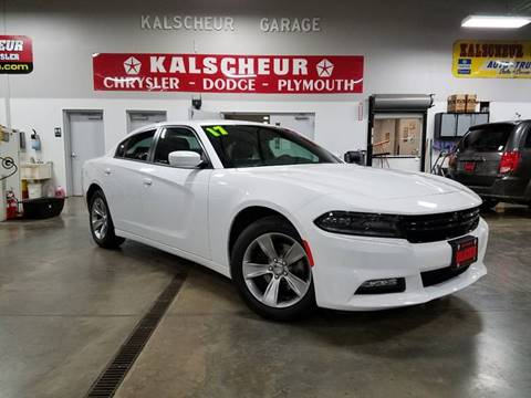 2017 Dodge Charger for sale in Cross Plains, WI
