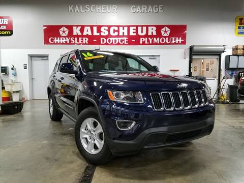 2016 Jeep Grand Cherokee for sale in Cross Plains, WI