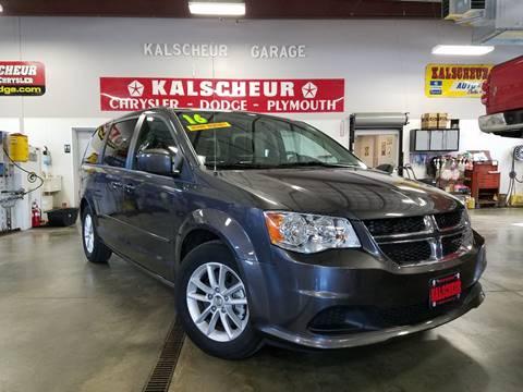 2016 Dodge Grand Caravan for sale in Cross Plains, WI
