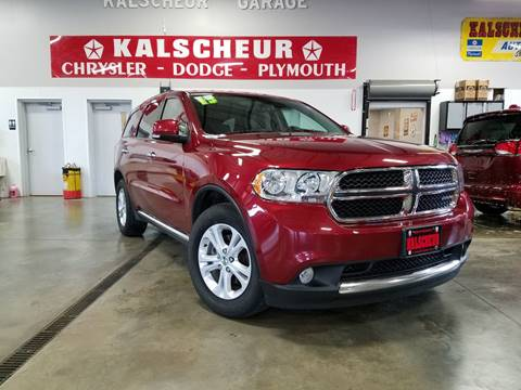 2013 Dodge Durango for sale in Cross Plains, WI