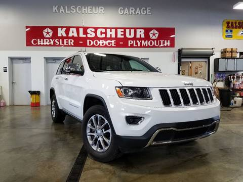 2015 Jeep Grand Cherokee for sale in Cross Plains, WI