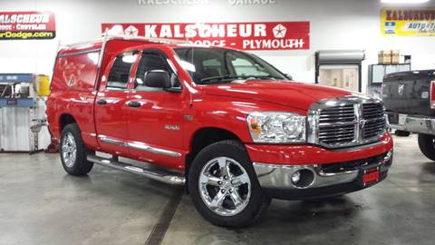 2008 Dodge Ram Pickup 1500 for sale in Cross Plains, WI