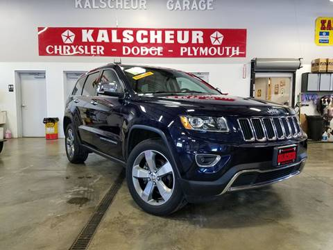 2014 Jeep Grand Cherokee for sale in Cross Plains, WI