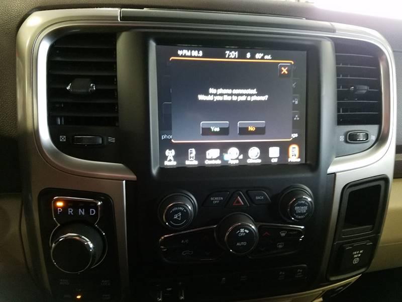 2017 RAM Ram Pickup 1500 for sale at Kalscheur Dodge Chrysler Ram in Cross Plains WI