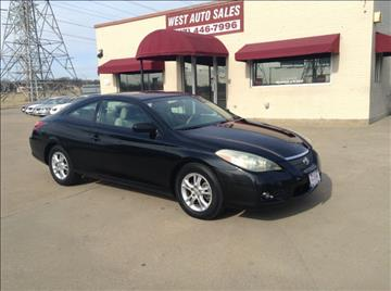 2007 Toyota Camry Solara for sale in Fort Worth, TX