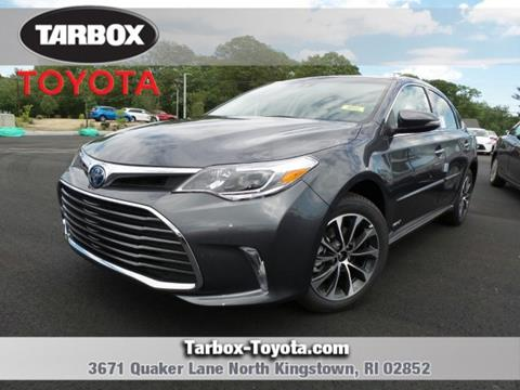 2017 Toyota Avalon Hybrid for sale in North Kingstown, RI