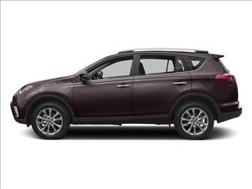 2017 Toyota RAV4 for sale in North Kingstown, RI