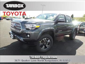 2017 Toyota Tacoma for sale in North Kingstown, RI