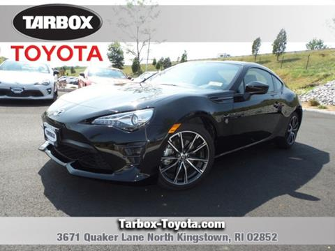 2017 Toyota 86 for sale in North Kingstown, RI