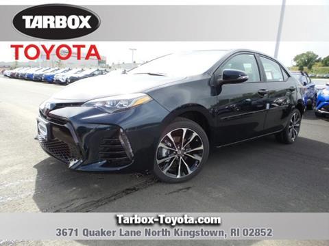 2018 Toyota Corolla for sale in North Kingstown, RI
