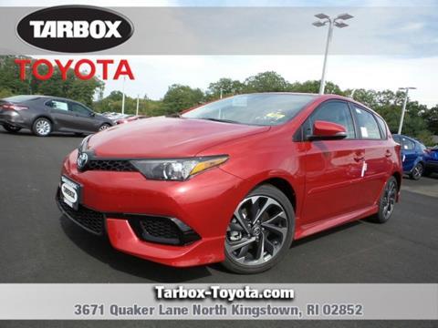 2017 Toyota Corolla iM for sale in North Kingstown, RI