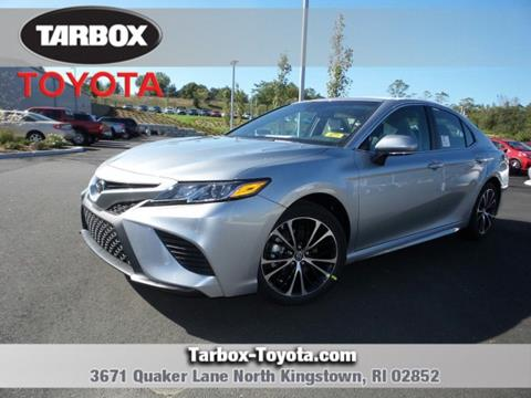 2018 Toyota Camry for sale in North Kingstown, RI