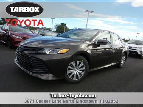 2018 Toyota Camry Hybrid for sale in North Kingstown, RI