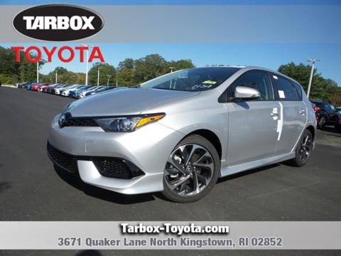 2018 Toyota Corolla iM for sale in North Kingstown, RI