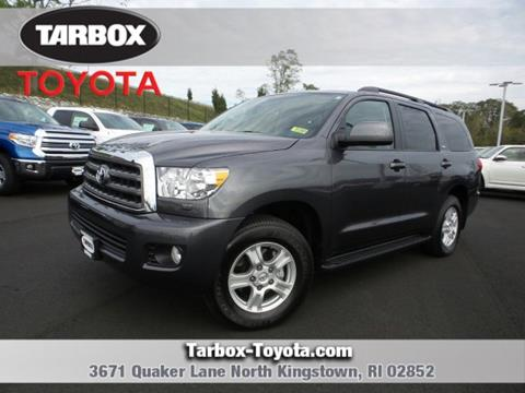 2017 Toyota Sequoia for sale in North Kingstown, RI