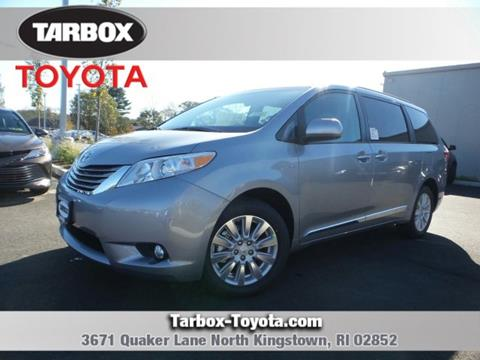 2017 Toyota Sienna for sale in North Kingstown, RI