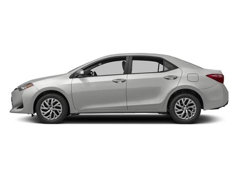 2017 Toyota Corolla for sale in North Kingstown, RI