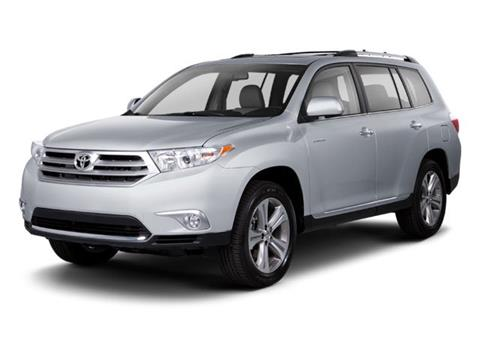 2011 Toyota Highlander for sale in North Kingstown, RI