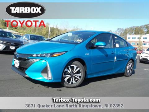 2017 Toyota Prius Prime for sale in North Kingstown, RI