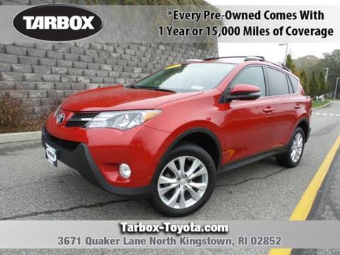 2014 Toyota RAV4 for sale in North Kingstown, RI