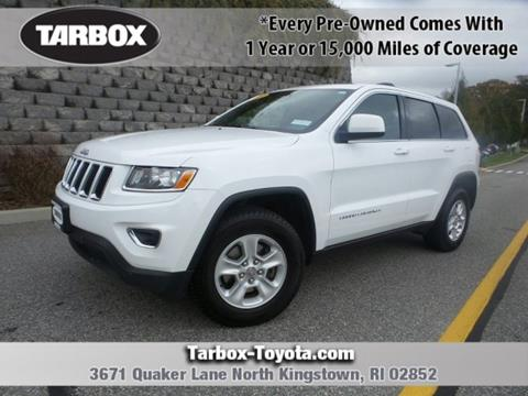 2014 Jeep Grand Cherokee for sale in North Kingstown, RI