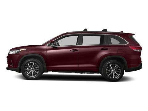 2018 Toyota Highlander for sale in North Kingstown, RI