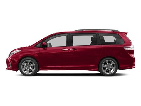 2018 Toyota Sienna for sale in North Kingstown, RI